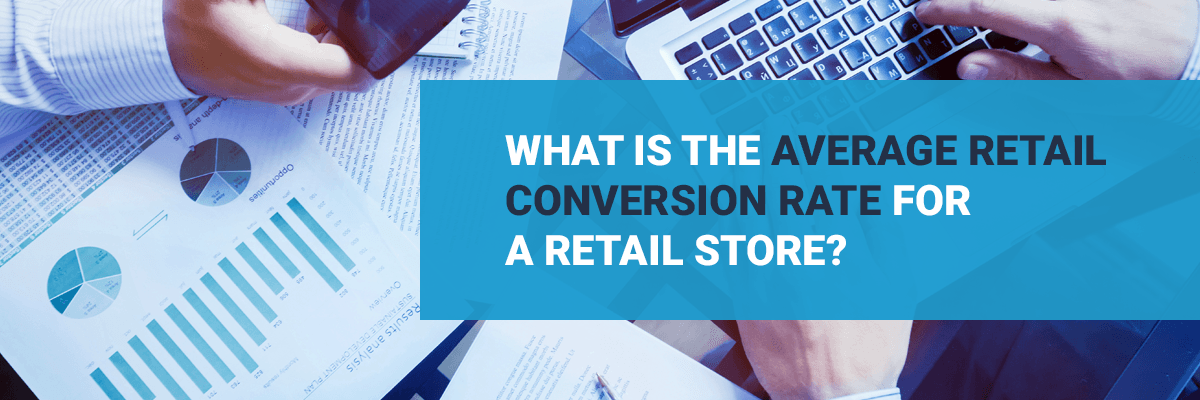 average retail conversion rate